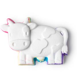 Swiss Magic Cow Badebombe